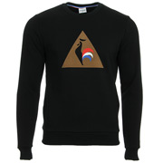 Le Coq Sportif Ess Sp Crew Sweat N°3 M Black