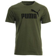 Puma Ess N°1 Tee Olive Night