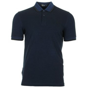 Twin Tipped Fred Perry Shirt Medieval Oxford