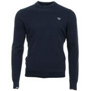 Twin Tipped Crew Neck Jumper