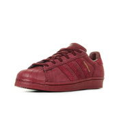 Superstar Collegiate Burgundy