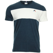 TRI Tee SS N°4dress blues ST/n.optica
