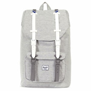 Lil Amer M 600D Poly Lt Grey Wh