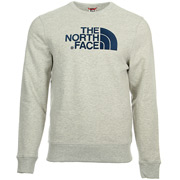 The North Face Drew Peak Crew Oatmeal Heather