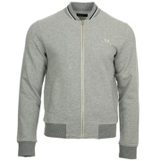 Bomber Neck Sweat