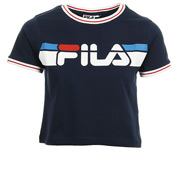 Fila Ashley Cropped Tee W