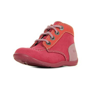 Kickers Bonbon Fuchsia Orange Rose