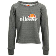 Ellesse EH Femme Cropped SWS Anthracite Chine