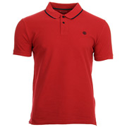 SS Millers River Polo Shirt Rouge