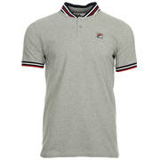 Polo Lt Grey Marl