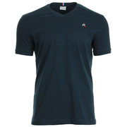 Ess  Tee Ss Col V N°1 M Dress Blues