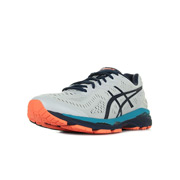 Gel Kayano 23 White/ Indigo Blue/ Orange