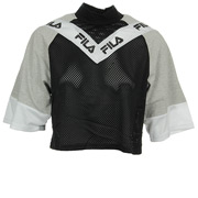 Fila Addi Cut And Sew Tee Blk/Lgrym/wht