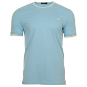 Twin Tipped T-Shirt Sky Blue