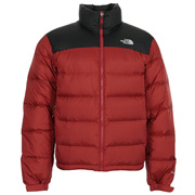 Nuptse 2 Jacket Cardinal Red