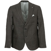The Cotton Linen Blazer