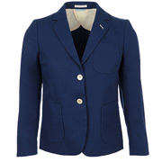 R. Canvas Blazer