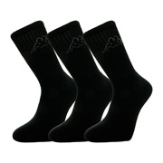 Middly Socks x3 Black