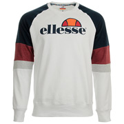 EH Sweat Col Rond Tricolore