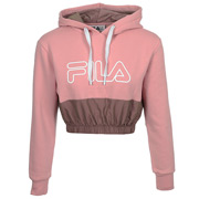 Wn's Dora Mix Crop Hoody