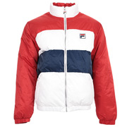 Fila Blocked Puffa Jacket