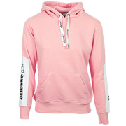 Eh F Hoodie Capuche Bicolore