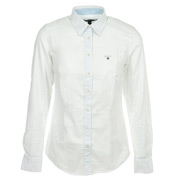 Stretch Oxford Solid Shirt