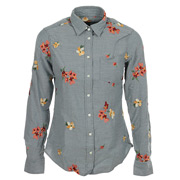 GANT E. Embroidered Oxford Shirt