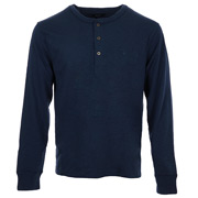 O solid Ls Henley