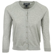 GANT Cotton Silk Wool Cardigan