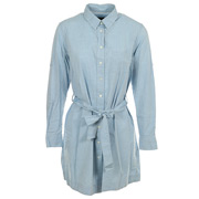 L. Air Chambray Dress