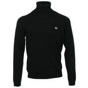 Fred Perry Classic Merino Roll Neck