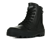 Palladium Pallabosse Hi Zip Leather