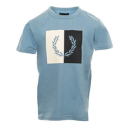 Kids Split Laurel Wreath T-shirt