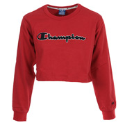 Crewneck Croptop Wn's
