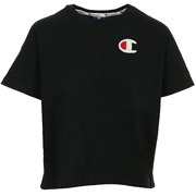 Champion Crewneck T-shirt Cropped
