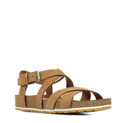 Malibu Waves Ankle Strap Sandal