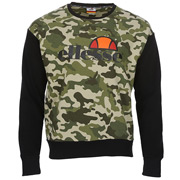 Eh H Sweat Col Rond Camo