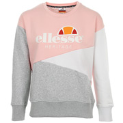 Wn's Sws Col Rond Tricolore Rose Gris