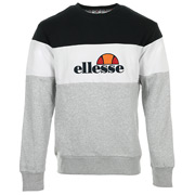 Men's Sweat Tricolore Embroidery