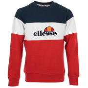Men's Hoodie Tricolore Embroidery