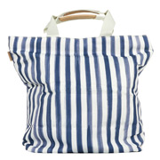 Hand Painted Stripes Bag
