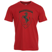 Ferrari Big Shield Tee SF