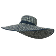 Hamptons Pool Straw Hat