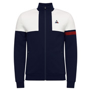 Le Coq Sportif Tricolore FZ Sweat