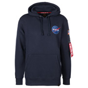 Alpha Industries NASA Space Shuttle Hoody