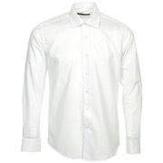 Chemise Slim Fit Blanche