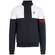 Tricolore Full Zip Sweat