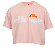 Ellesse Nicky Crop T-Shirt Kid's