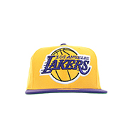 Mitchell & Ness Casquette Los Angeles Lakers